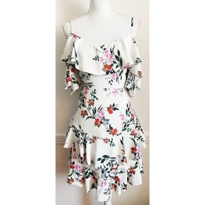 The Jetset Diaries NWT Flowers In Your Hair Dress